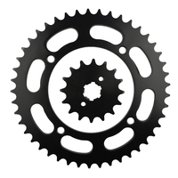 High Performance Motorcycle 16T Front Sprocket 45T Rear Sprocket For YAMAHA XV250