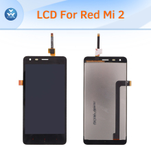 AAA LCD for Xiaomi Red Mi 2 LCD display touch screen digitizer assembly redmi hongmi 2 lcd black 4.7″ pantalla+tools