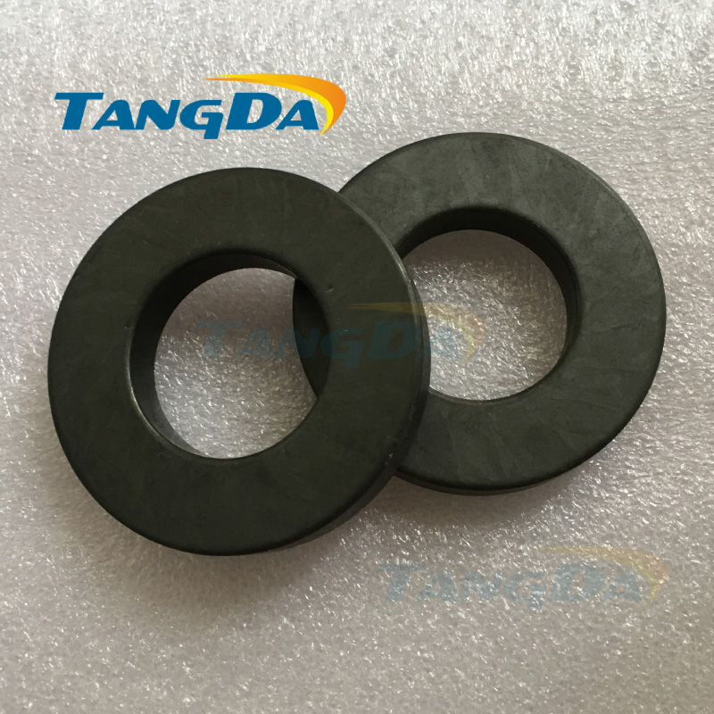 все цены на Tangda 73 45 13 ferrite core bead 73*45*13mm magnetic ring magnetic coil inductance interference anti-interference filter A. онлайн