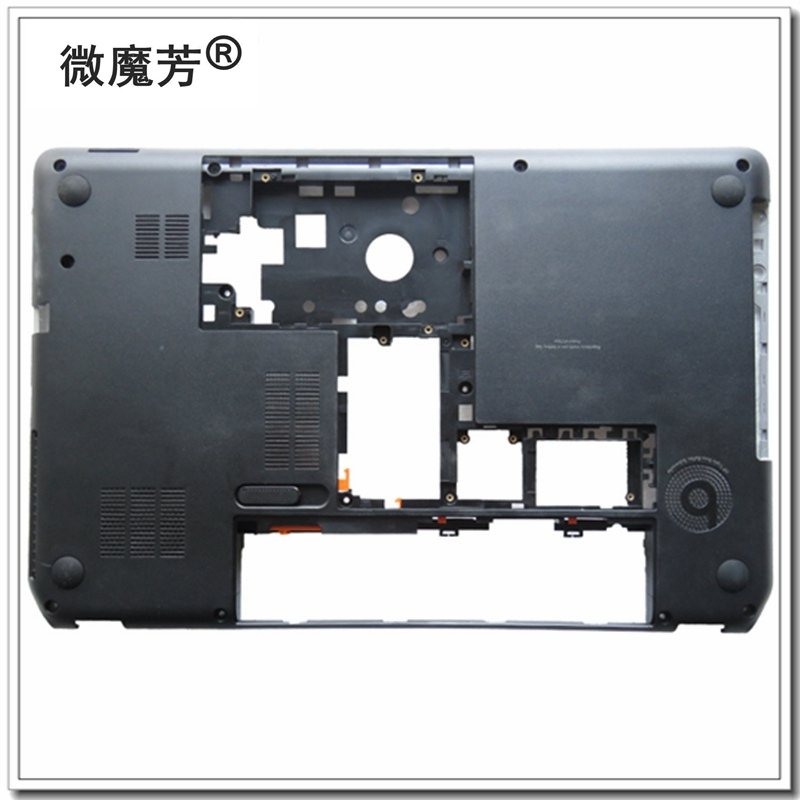 купить NEW FOR HP for Envy M6 M6-1000 for Pavilion M6 M6-1000 Laptop Bottom Case Base Cover Series Replacement 707886-001 AP0U9000100 по цене 868.15 рублей