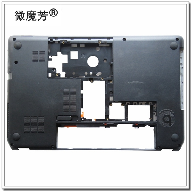 NEW FOR HP for Envy M6 M6-1000 for Pavilion M6 M6-1000 Laptop Bottom Case Base Cover Series Replacement 707886-001 AP0U9000100