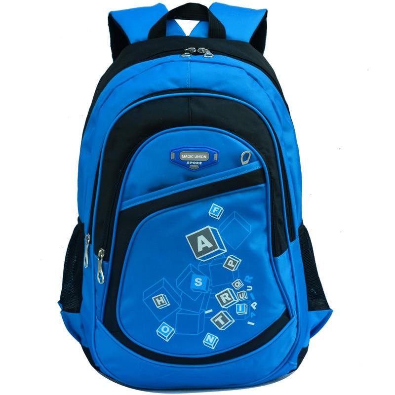 b535dc01bf2a MAGIC UNION High Quality Large School Bags Boys Girls Children ...