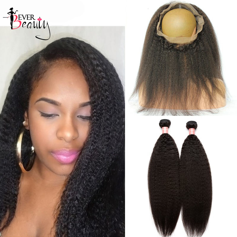 ФОТО 360 Lace Frontal With Bundle 2 Pcs Raw Maylasian Hair With Closure 360 Lace Virgin Hair With Bundles Rosa Queen Hair Products
