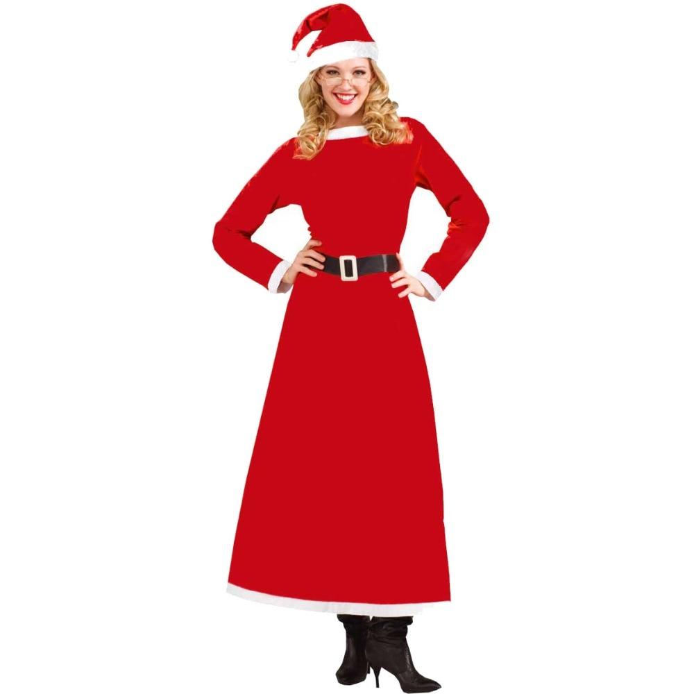 Комплект из 3 предметов, костюм на Рождество, Женский Рождественский костюм на Хэллоуин, нарядное платье эльфа для девочек, Рождественский Карнавальный костюм для взрослых