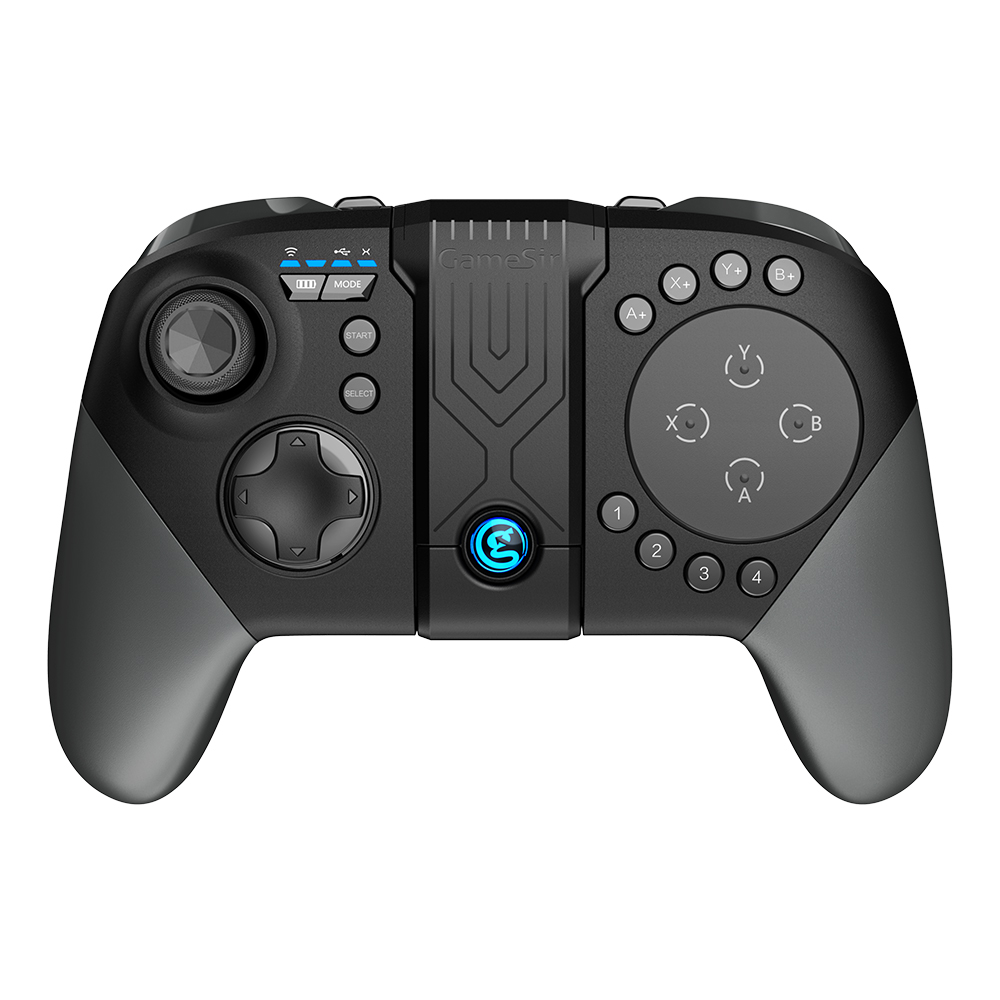 GameSir MFi Trackpad Bluetooth Game Controller Wireless Gamepad joystick With Customizable Fire Buttons for iOS/Android/iPod - 2