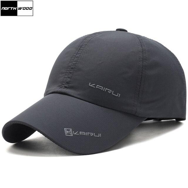 [NORTHWOOD] כובע קיץ מוצק אבא ממותג נשים גברים כובע בייסבול כובע כובעי Snapback עצם לגברים Masculino עצמות