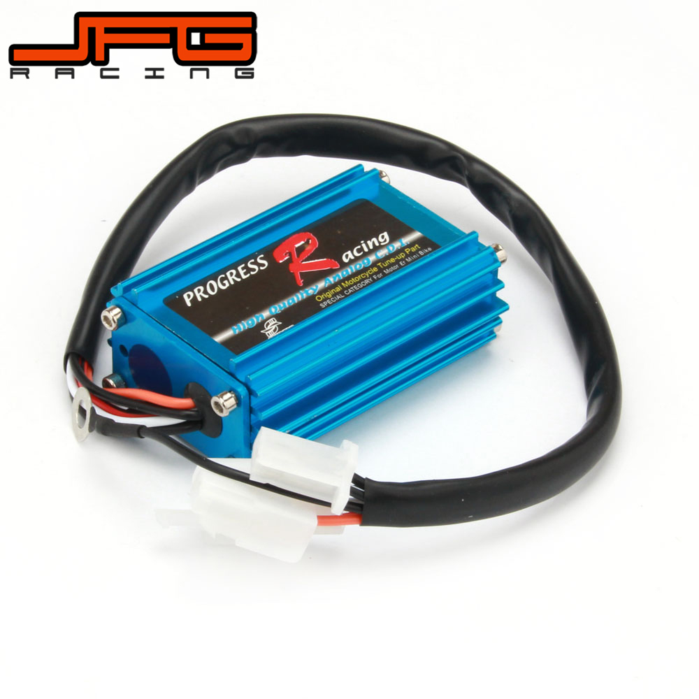motorcycle ignition CDI unit WAVE125 with 8 map for 125cc Honda WAVE ...
