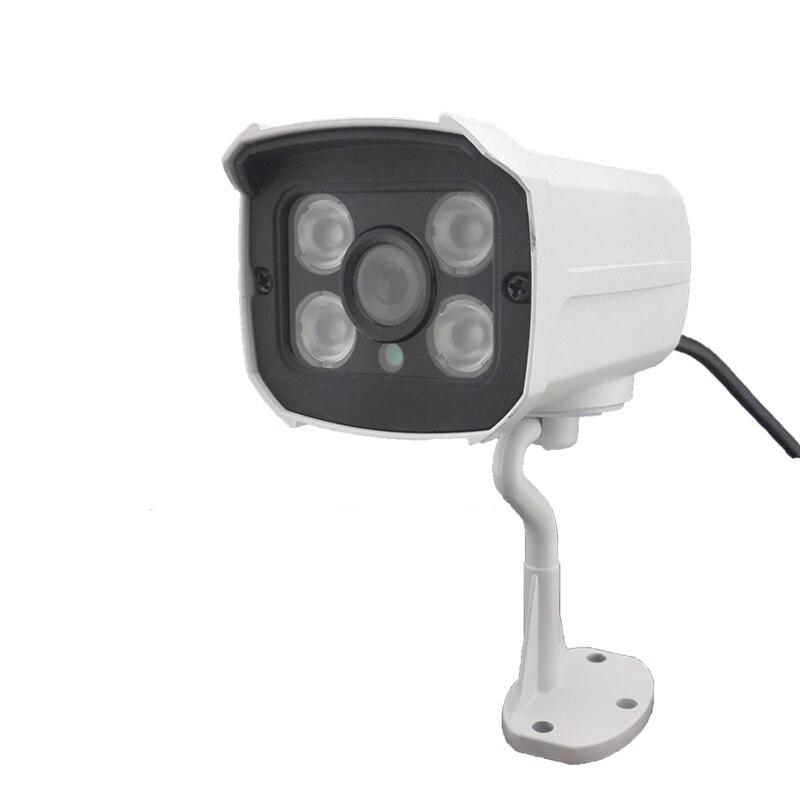 ФОТО POE Audio HD 2.0MP 1080P infrared night vision IP camera Onivf H.265 security outdoor waterproof