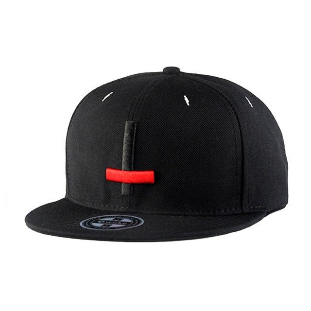 Retro vintage baseball cap the cross embroidery 5 panel snapback hats gorras planas hip hop 005