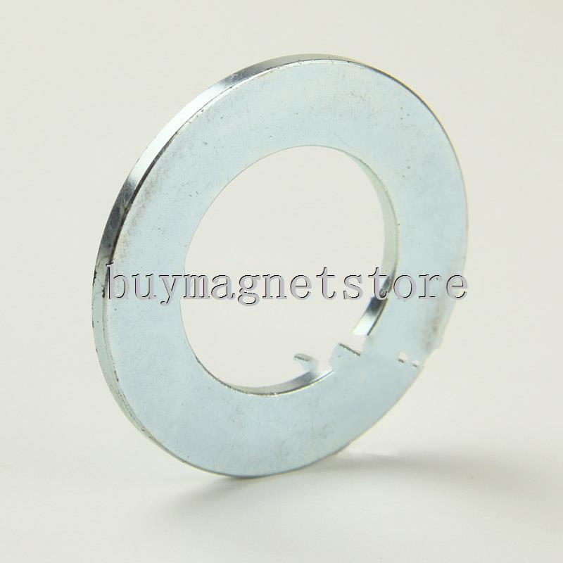 1 PC Big Super Strong Fraisée Anneau Magnets Disque 50mm x 3mm Trou 28mm Rare Earth Néodyme n52 ndfeb