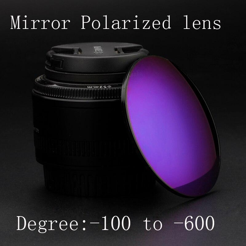 Kustom kacamata miopia, Resep lensa rabun jauh, Pria wanita diskon - Aksesori pakaian - Foto 2