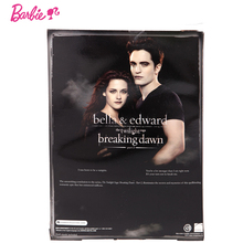 Barbie Doll Limited Collection Edition Breaking Dawn Bella & Edward Barbie Doll The Twilight Sage eclipse Toy Set Y5858