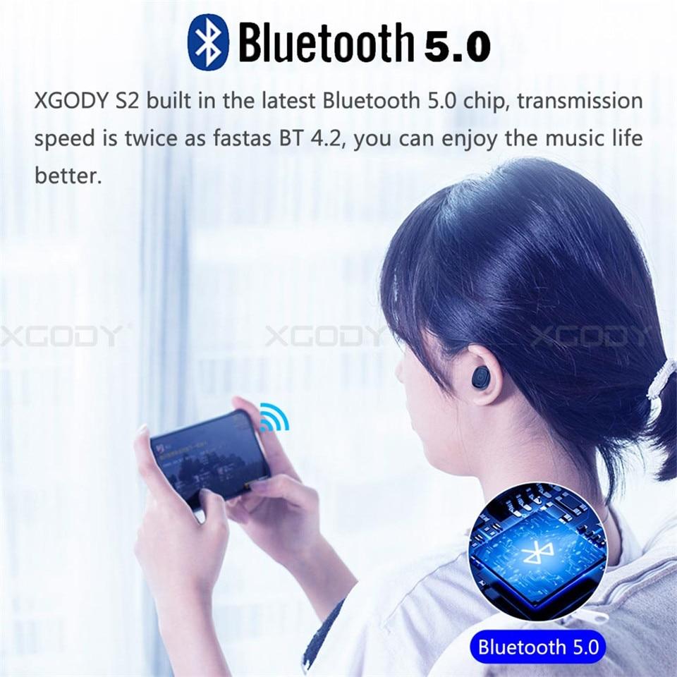 TWS Earbuds Bluetooth 4.2
