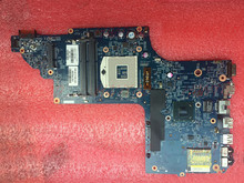 цена на 682176-501 For HP DV6-7000 Laptop Motherboard 48.4ST04.021 HM77 HD4000 DDR3 free Shipping 100% test ok
