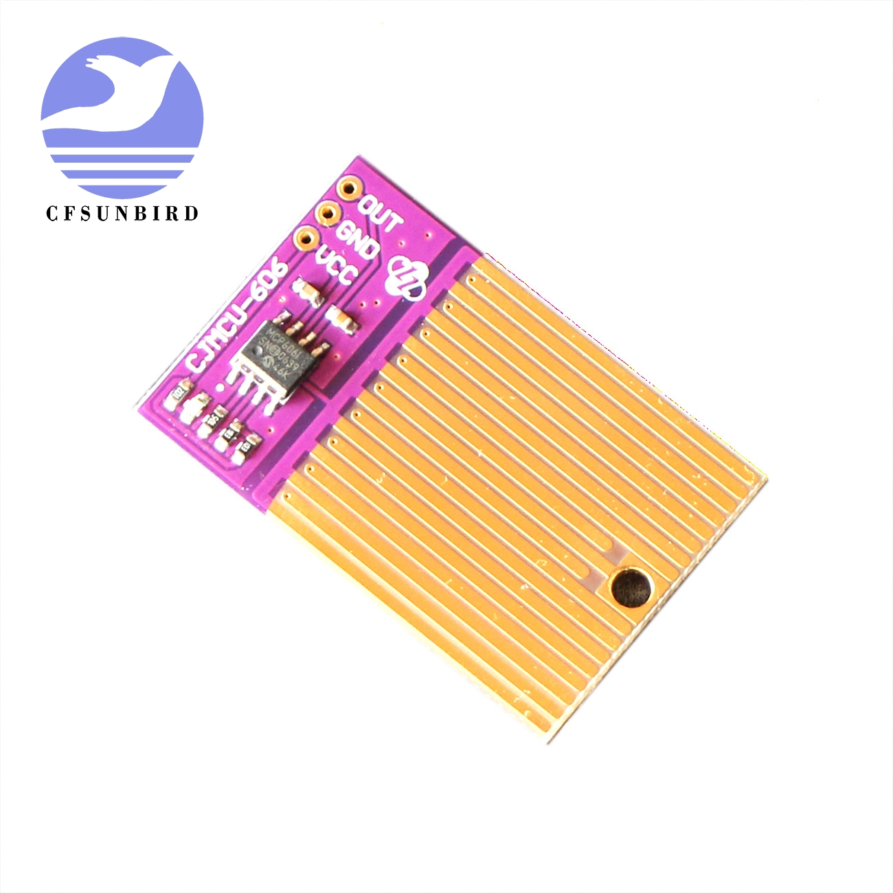 Electronic Components & Supplies Cfsunbird Rainwater Drop Detector Conductive Liquid Sensor Water Tank Pump Limit Switch To Ensure A Like-New Appearance Indefinably