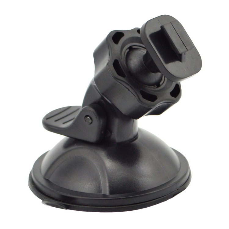XYCING Car DVR 360 degree Rotating Holder for A1 DVR Windshield Suction Cup ABS Car Bracket F02