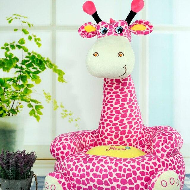 15%, new Hot Sale Quarto Criativo Preguiçoso Sofá Sofá Do Assento da Criança Do Bebê Brinquedos de Pelúcia Crianças Brinquedos de Pelúcia Do Bebê Cadeira 12 Cores