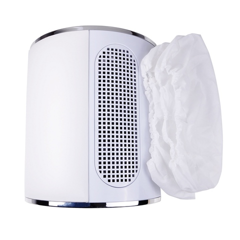 Biutee Powerful Nail Dust Suction Collector with 3 Fan Vacuum Cleaner Manicure Tools with 2 Dust Collecting Bags Multan
