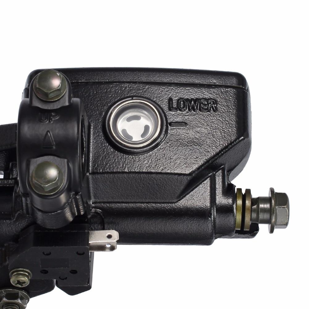 Honda Hydraulic Brake /& Cltuch Master Cylinder 80s CB Magna VF 700 750 Nighthawk