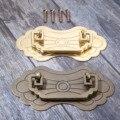 Антикварная бронзовая китайская мебель четверка летучая мышь ручка антикварная китайская мебель классический дверной ящик ретро медная р...