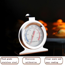 Stainless steel thermometer oven thermometer baking tool household pointer type high temperature baking special thermometer цены