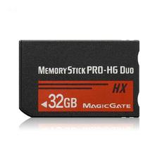 For Sony 4GB 8GB 16GB 32GB 64GB PSP 1000/2000/3000 Memory Stick MS Pro Duo Memory Card цена