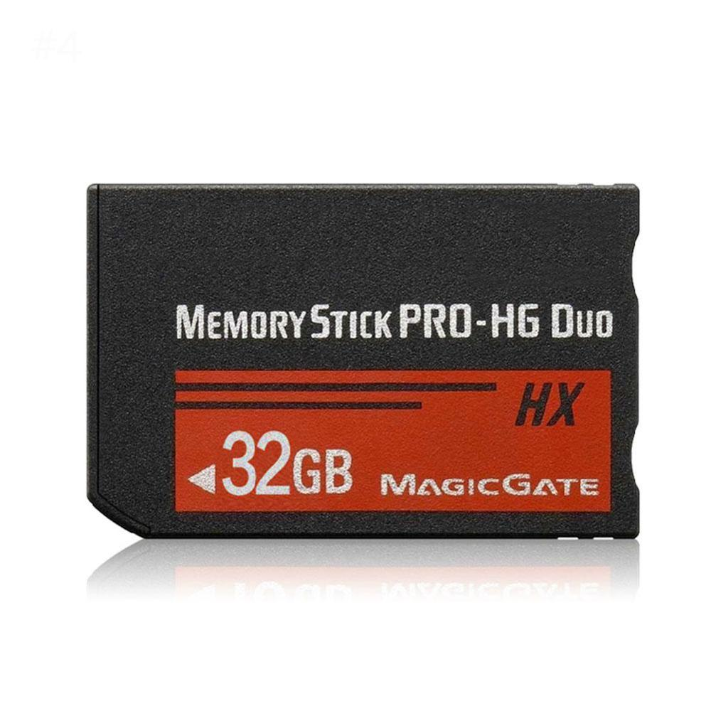 For Sony 4GB 8GB 16GB 32GB 64GB PSP 1000/2000/3000 Memory Stick MS Pro Duo Memory Card image