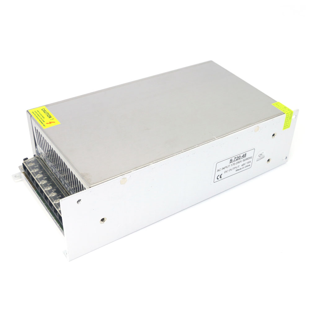 High power 720W 48V 15A ac to dc switching power supply transformer 220v to 48v voltage regulator power supply 720w