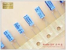 30 ШТ. Rubycon старый голубой TWSS (СМР) серии 47 мкФ/25 В электролитические конденсаторы бесплатная доставка