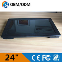 New Products 24 Industrial X86 Single Board Computer With Intel I7 4790 Infrared Touch