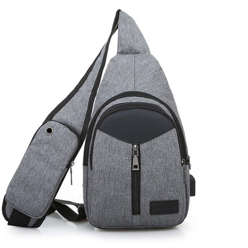 Chest Pack Men Single Strap Messenger Bags Waterproof Leisure Fashion Sling Crossbody Shoulder Bag 2017 Women Cross Body Bags