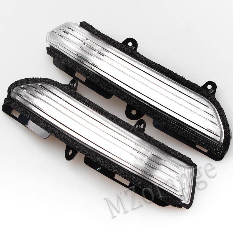 MZORANGE Car Rearview Mirror Turn Signal Light Side Mirror Lamp Shell For MG GT GS High Quality Without Bulb mzorange rear view mirror turn signal mirror lights for mercedes benz w169 w245 a160 a180 a200 b160 b180 b200 high quality