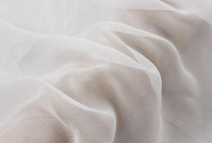 Howmay 100% чистий шовковий тканина - Мистецтво, ремесла та шиття