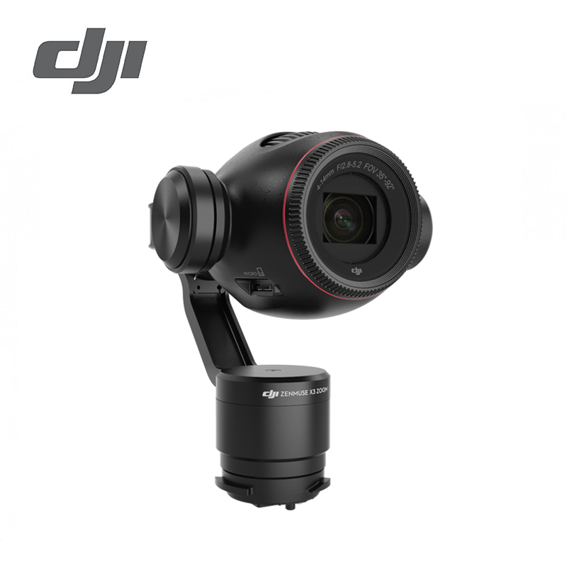 DJI Osmo plus Zenmuse X3 Zoom Gimbal and Camera With 16GB Micro SD Card For Osmo