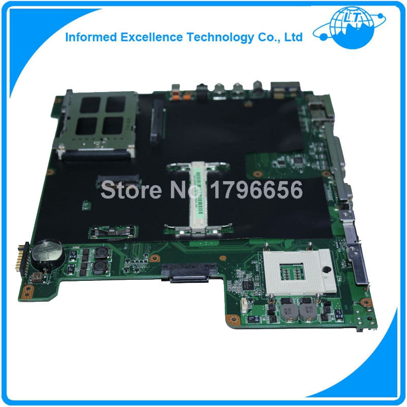 For ASUS A6F Latop Motherboard Mainboard 100%tested work 90days warranty
