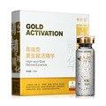 2 unids/lote 2016 Nuevo Afy esencia Revitalizante crema 24 k oro revitaliza cuello de alta calidad producto de cuidado de la piel, el cuello crema reafirmante