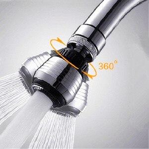 360 градусов воды барботер поворотная головка экономии кран аэратор разъем диффузор сопло фильтр сетка адаптер кухонные аксессуары