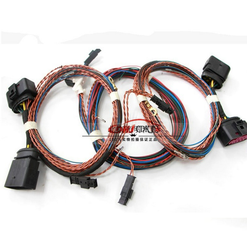 VW MK6 Golf 6 GTI follow headlight harness kit follow wire harness vw mk6 golf 6 gti follow headlight harness kit follow wire harness  at bakdesigns.co