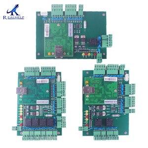 Image 1 - Carte de contrôle daccès TCP/IP WAN, carte de contrôle daccès, système dentrée de porte coulissante WG26 34 Solutions de sécurité, carte de contrôle IP