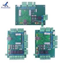 Tcp/IP 액세스 제어 보드 WAN 액세스 제어 보드 카드 스 와이프 도어 엔트리 시스템 WG26 34 보안 솔루션 IP 제어 보드