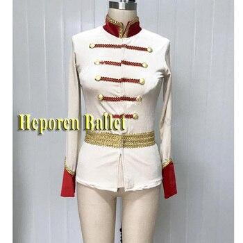 Customized Men Ballet Tunic Raymonda,Prince Man Ballet Dance Tunic Jacket,Military Uniforms Style Ballet Medusa Costume фото