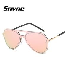 Snvne película en color gafas de Sol de metal Retro gafas de sol para los hombres mujeres de la Marca de diseño gafas de sol oculos feminino hombre mujer KK557