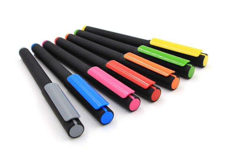 Personalizado Caneta de Alta-grade Caneta Promocional Logotipo Personalizado caneta Gel