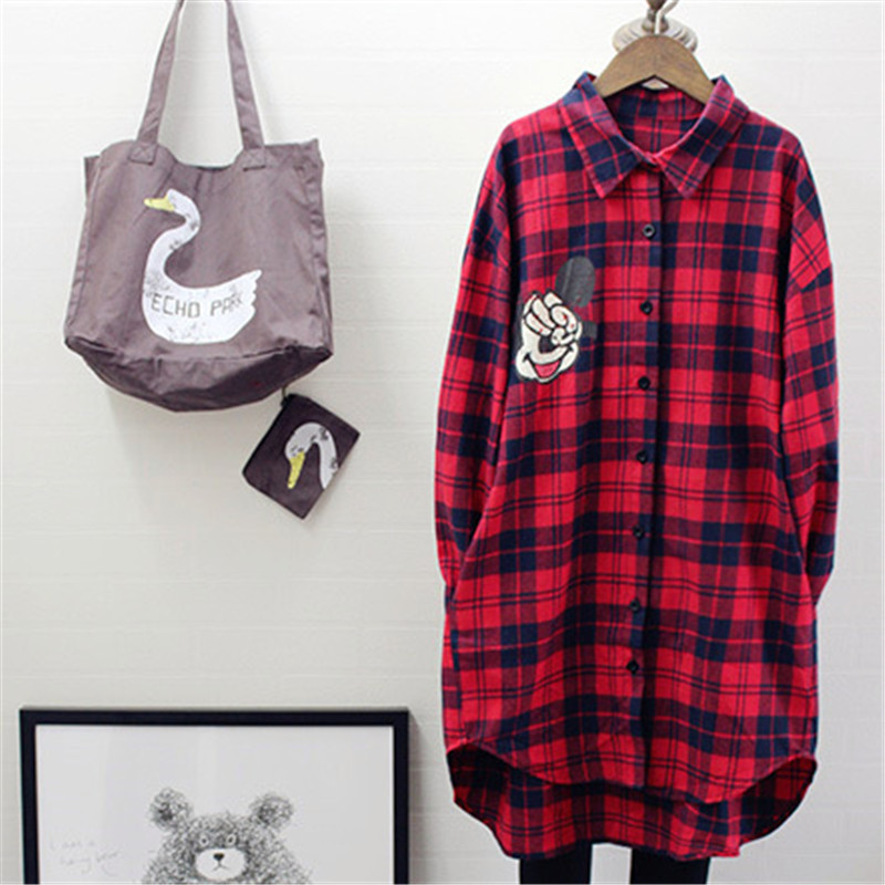 Spring-Winter-Family-Matching-Clothes-Baby-Girl-Red-Lattice-Cardigan-Shirt-Mother-And-Daughter-Clothes-Windbreaker