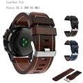 Кожаный ремешок для наручных часов Fivstr с инструментами для Garmin Fenix 5X 3 3HR D2 MK1 GPS часы высокого качества ремешок для наручных часов