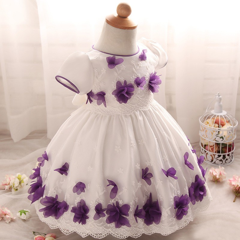 Flower Dress for Baby Girl (9)