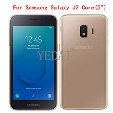 YEDAI For Samsung Galaxy J2 Core case Brand Ultra thin Transparent TPU Soft Protective Back Cover For Samsung J2 Core(China)