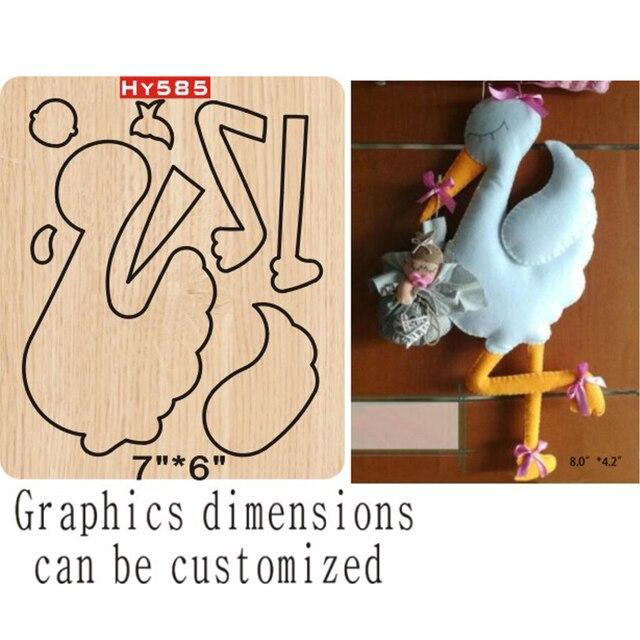 Пресс формы Swan новая форма для высечки и деревянной формы, подходит для распространенных высекальных машин на рынке.