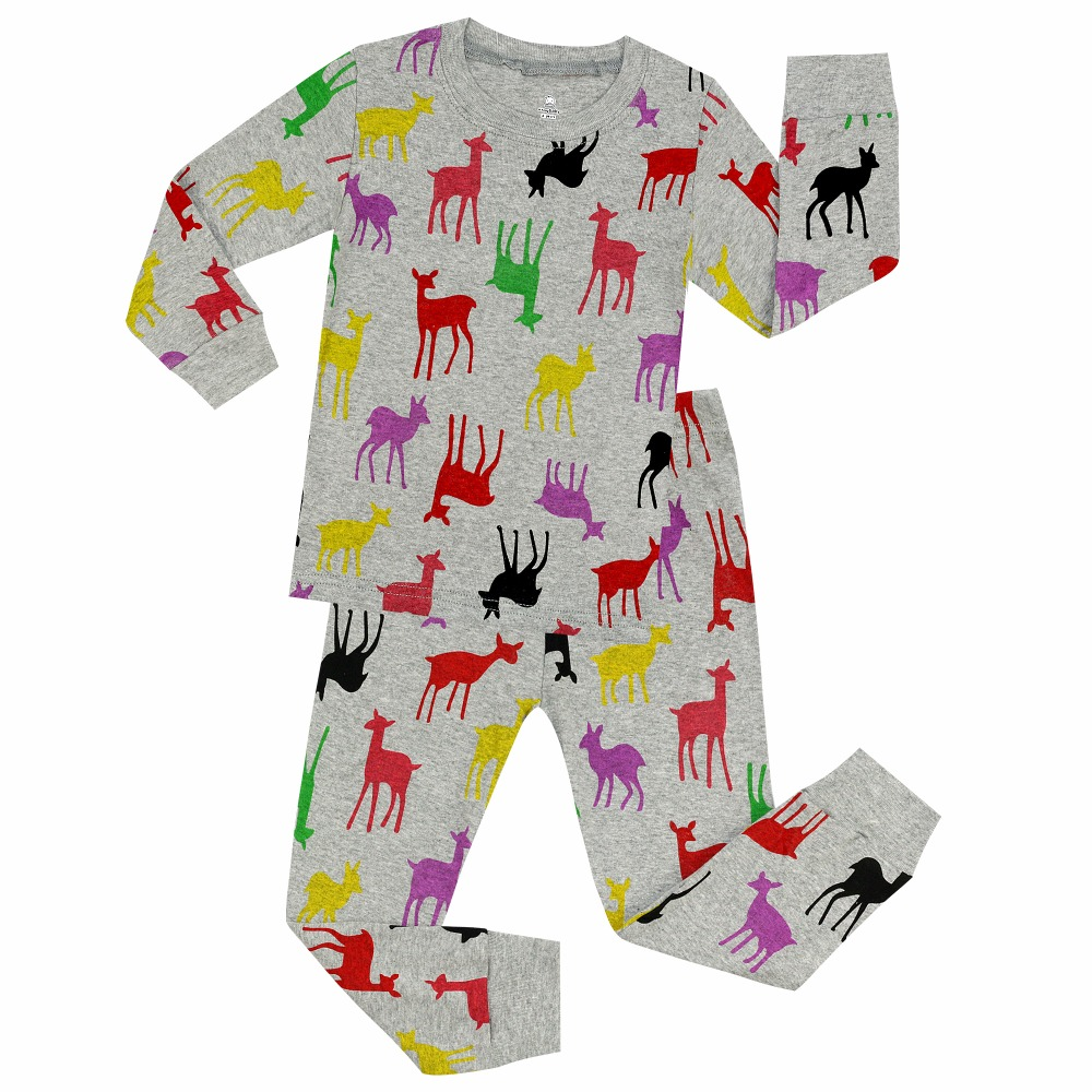 Infant Baby Girls Pajamas Children\'s Sleepwear Boys Pajamas Vetement ...