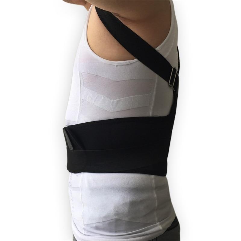 Adjustable Band Care Men Shoulder Back Support Belt Adult Magnet Posture Corrector Brace Corset Body High Quality